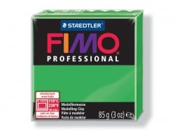 Pâte Fimo vert 5 Pro