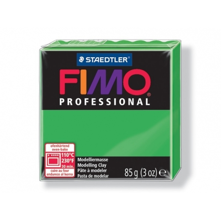 Fimo Professional - green no. 5