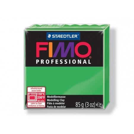 Pâte Fimo Pro vert 5