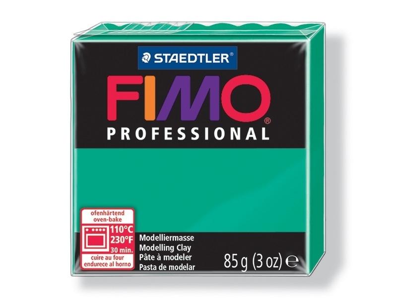 Fimo Professional - true green no. 500