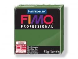 Pâte Fimo Pro vert olive 57
