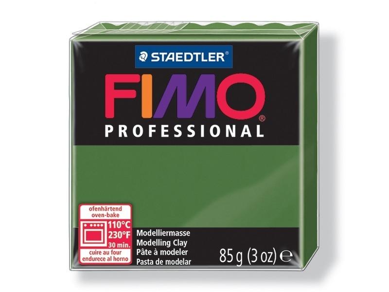 Acheter Pâte Fimo Pro vert olive 57 - 2,99€ en ligne sur La Petite Epicerie - Loisirs créatifs