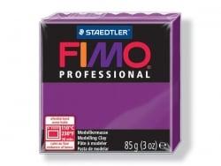Pâte Fimo Pro violet 61 Fimo - 1
