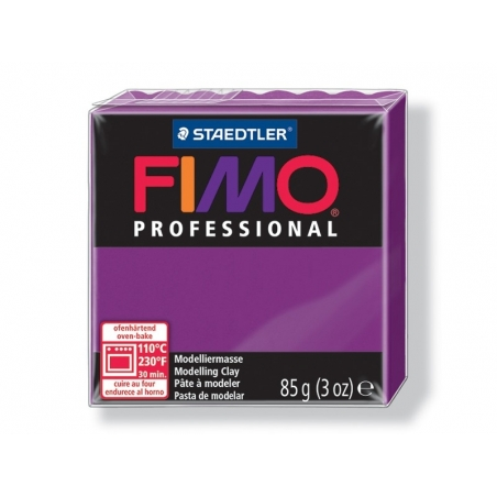 Fimo Professional - violet no. 61