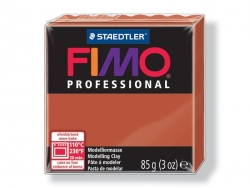 Fimo Professional - terracotta no. 74