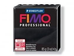 Pâte Fimo Pro noir 9 Fimo - 1
