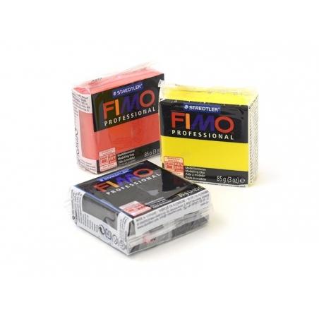 Pâte Fimo Pro gris 80 Fimo - 2