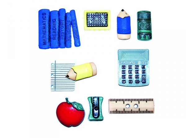 Acheter Boutons en plastique - Trousse d'écolier - 5,20€ en ligne sur La Petite Epicerie - 100% Loisirs créatifs
