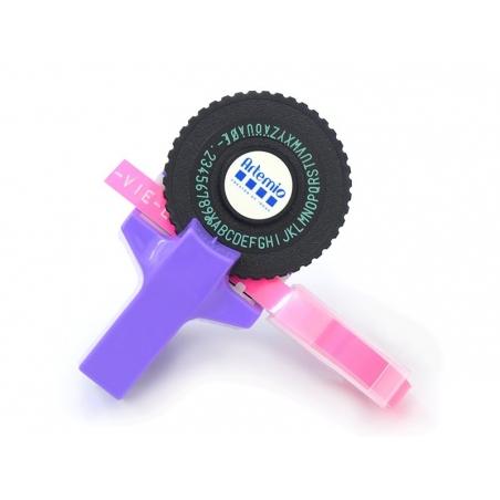 Acheter 5 rubans pour étiqueteuse Click-Click 9mm x 2m - fluo - 7,00€ en ligne sur La Petite Epicerie - Loisirs créatifs
