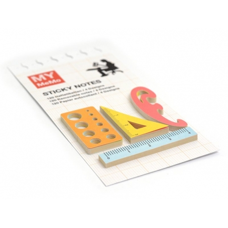 120 stickers / bookmarks - Architect
