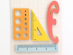 120 Stickers marque-pages - Architecte