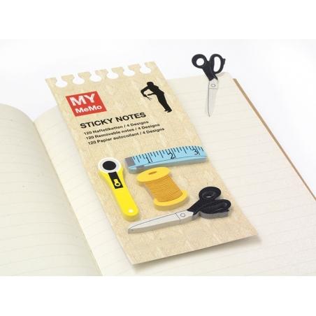 Acheter 120 Stickers marque-pages - Couture  - 4,99€ en ligne sur La Petite Epicerie - 100% Loisirs créatifs