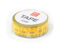 Masking Tape with a pattern - Measuring tape   Rico Design - 2