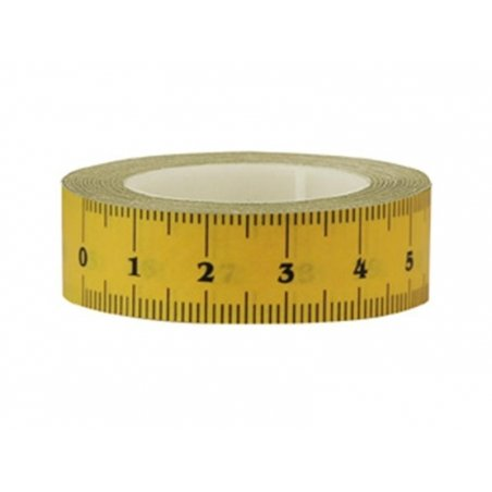Masking Tape with a pattern - Measuring tape   Rico Design - 3