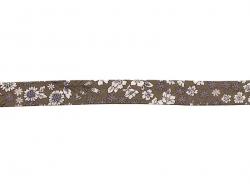 Biais THERMOCOLLANT fleuri 2mx20mm - 3 Arthur - Frou-Frou