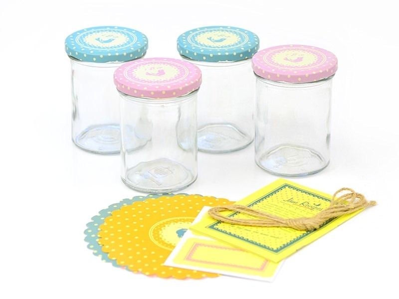 Kit pots à confiture Dotcomgiftshop - 1