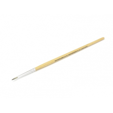 1 round school brush - no. 1  - 1