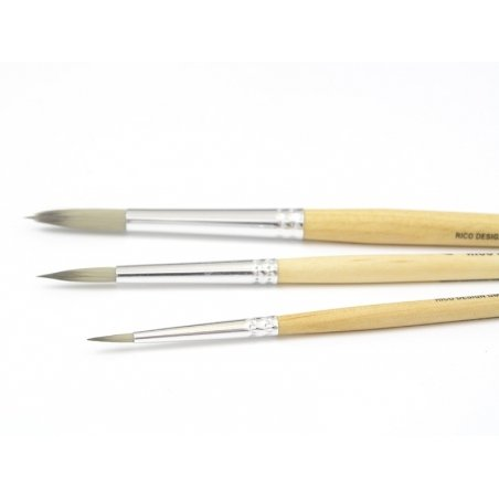 Acheter 1 pinceau collège rond - n°1 - 1,29€ en ligne sur La Petite Epicerie - Loisirs créatifs