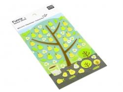 Stickers en feutrine - Poires