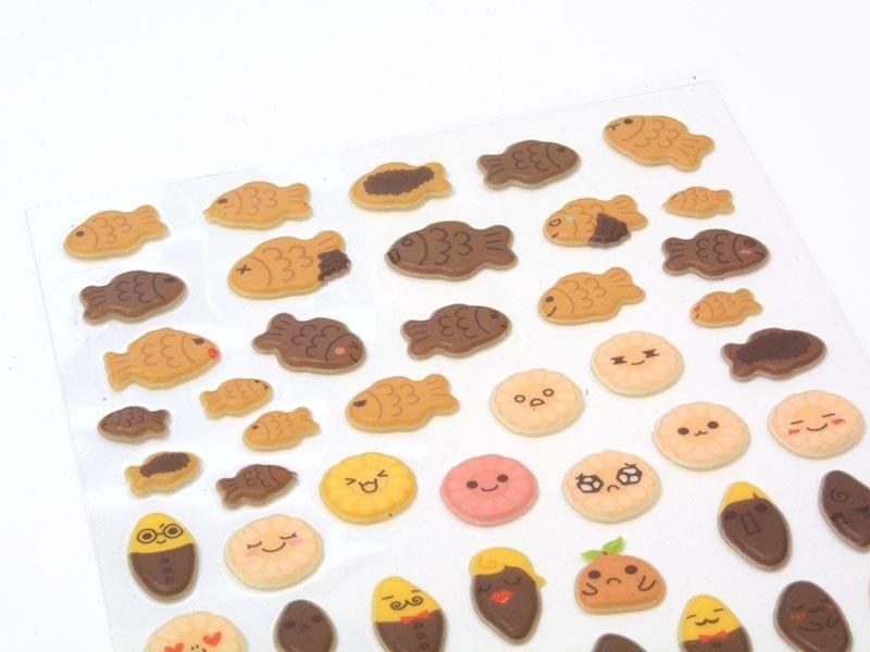 Acheter Stickers Repas japonais - 2,29€ en ligne sur La Petite Epicerie - Loisirs créatifs