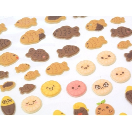 Stickers - Japanese meal