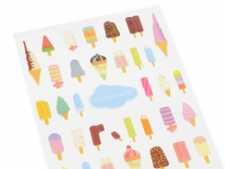 Stickers - Sommer sorbets