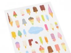 Acheter Stickers Sorbets d'été - 2,29€ en ligne sur La Petite Epicerie - 100% Loisirs créatifs