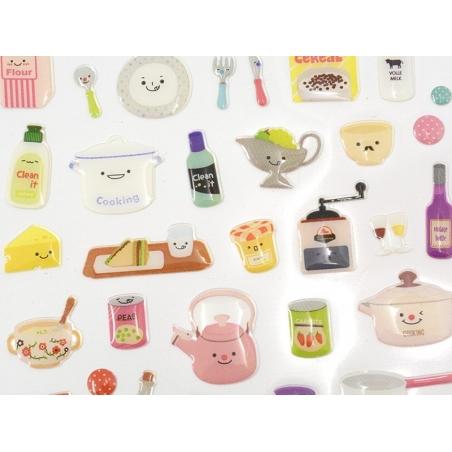 Acheter Stickers Dans ma cuisine - 2,29€ en ligne sur La Petite Epicerie - Loisirs créatifs