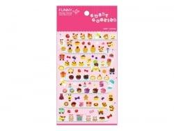 Acheter Stickers L'usine à cupcakes - 2,29€ en ligne sur La Petite Epicerie - Loisirs créatifs