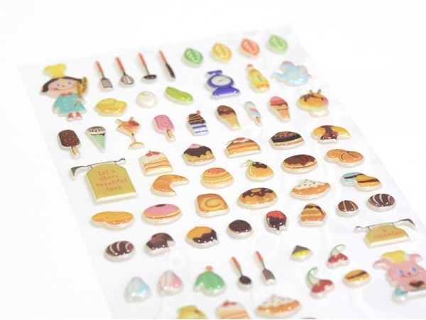 Acheter Stickers La boulangerie - 2,29€ en ligne sur La Petite Epicerie - Loisirs créatifs
