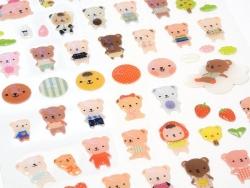 Acheter Stickers bébé nounours - 2,29€ en ligne sur La Petite Epicerie - Loisirs créatifs