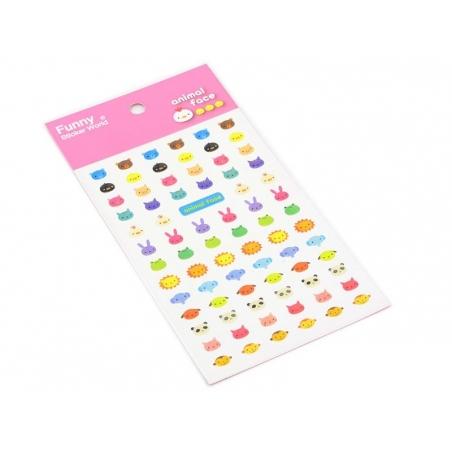 Acheter Stickers animaux mignons - 2,29€ en ligne sur La Petite Epicerie - Loisirs créatifs
