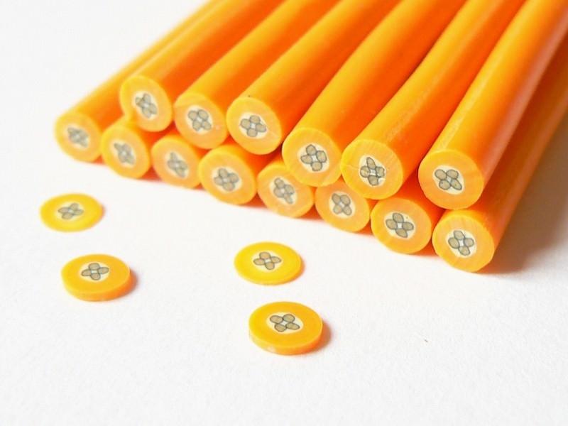 Acheter Cane papaye en pâte fimo - 0,99€ en ligne sur La Petite Epicerie - 100% Loisirs créatifs