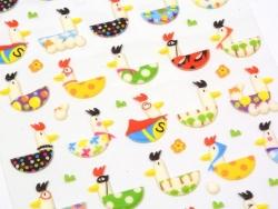 Acheter Stickers poules - les cocottes - 2,29€ en ligne sur La Petite Epicerie - 100% Loisirs créatifs