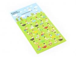 Acheter Stickers poules - les cocottes - 2,29€ en ligne sur La Petite Epicerie - Loisirs créatifs