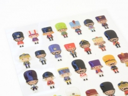 Stickers - English soldiers