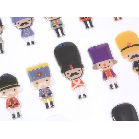 Acheter Stickers Soldats anglais - 2,29€ en ligne sur La Petite Epicerie - 100% Loisirs créatifs