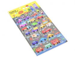 Lorry stickers