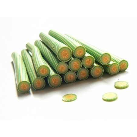 Acheter Cane melon en pâte fimo  - 0,99€ en ligne sur La Petite Epicerie - Loisirs créatifs