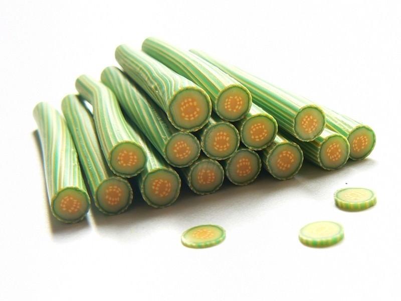 Watermelon cane