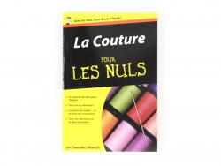 """French book """" La couture pour les nuls"""""""