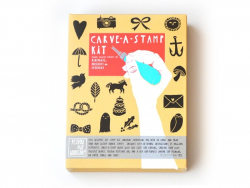 Carve-a-stamp-kit