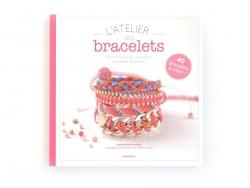 """Französisches Buch """" L'atelier des bracelets"""""""