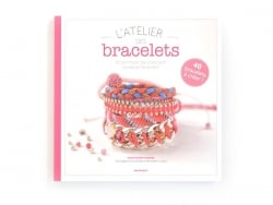 "French book "" L'atelier des bracelets"""