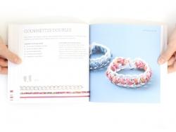 """Buch """"L'atelier des bracelets"""""""