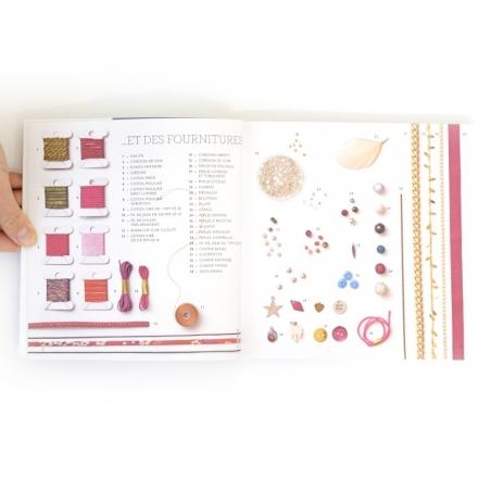 """French book """" L'atelier des bracelets"""""""