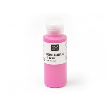 Acheter Peinture acrylique Rose - 82 ml - 4,20€ en ligne sur La Petite Epicerie - Loisirs créatifs