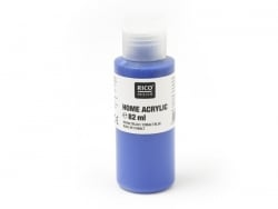 Peinture acrylique Bleu Cobalt - 82 ml