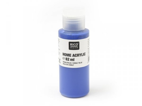 Acrylic paint - Cobalt blue - 82 ml