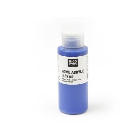 Acheter Peinture acrylique Bleu Cobalt - 82 ml - 4,20€ en ligne sur La Petite Epicerie - 100% Loisirs créatifs